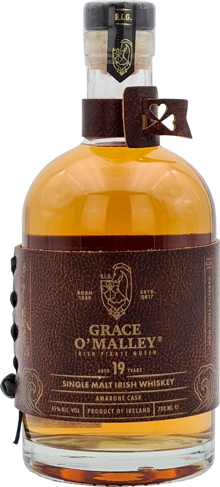 Grace O'Malley 19 Jahre 2002/2020 Amarone Single Cask 45.0% 0,7l