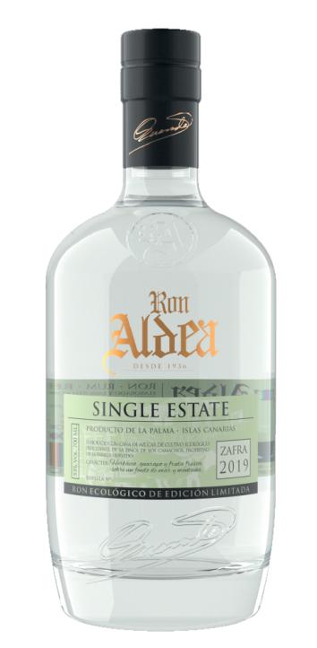 Ron Aldea Single Estate Ecologico 2019 53.0% 0,7l