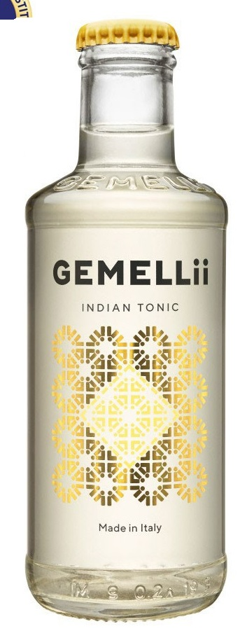 GEMELLii Indian Tonic 0,2l